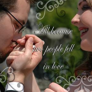 Justin & Jennifer Wedding