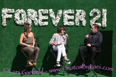 Forever 21 Fashion Show at The River 4/8/17