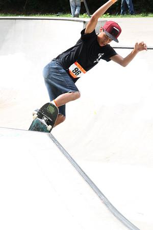 1st Annual Skate Jam 6-28-14