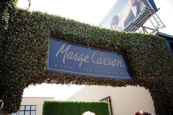 Luxe Luncheon: Marge Carson