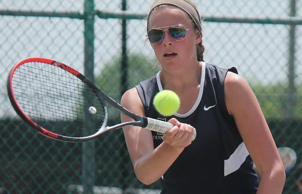 NH: Allen Park hosts tennis regionals