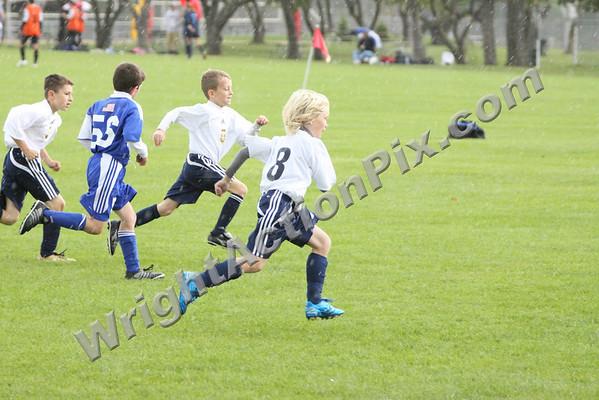 2009 10 04 CSC U10 Boys White