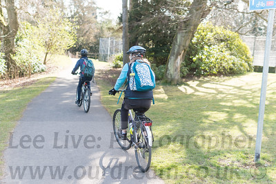 2021 Penicuik to Dalkeith Cycle