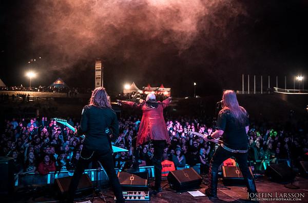 Bloodbound - Sabaton Open Air 2016
