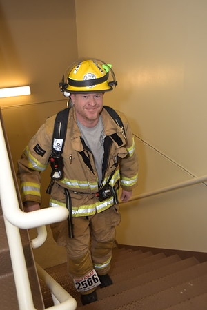 Fight For Air Climb 2018- Firefighters