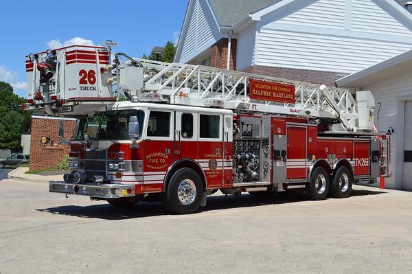 Station 26 - Halfway Fire Company