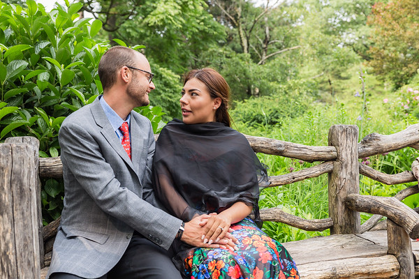 Central Park Wedding - Angelica & Daniel