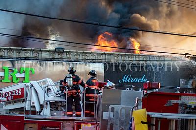 Yonkers 3rd Alarm: 671 Yonkers Ave. 12 Jan 21