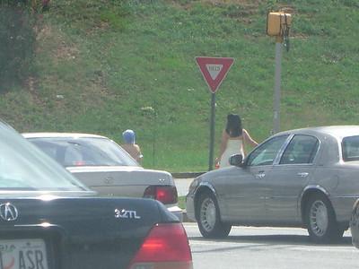 09-22 - Unusual Sight on Cobb Pkwy - Smyrna, GA