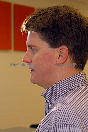 Hayfield Science Fair - Faculty & Helpers 1/23/10