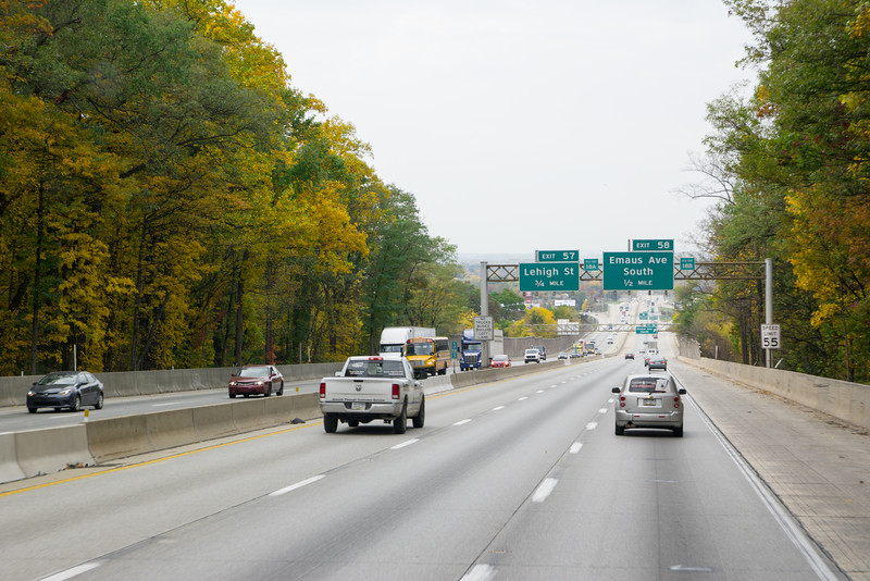 Allentown, PA Fall