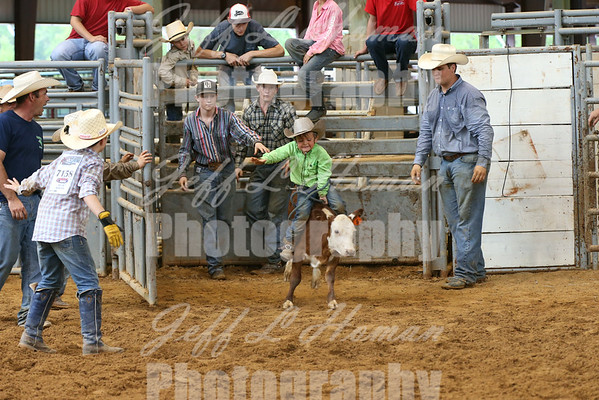 2014, August 30th, Little Britches Saturday