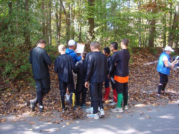 Orienteering Meet-Hemlock Overlook Park
