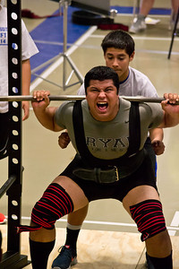 Brazos Valley Invitational Powerlifting