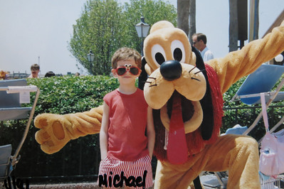 Michael ~ The early years