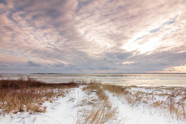 Dec 16th 2013 Hartlen Point Landscape