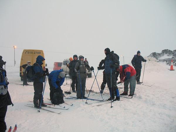 Skíðaferð Útivistar 22.01.2006