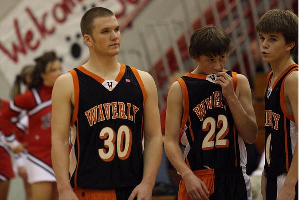waverly basketball season 2007/08