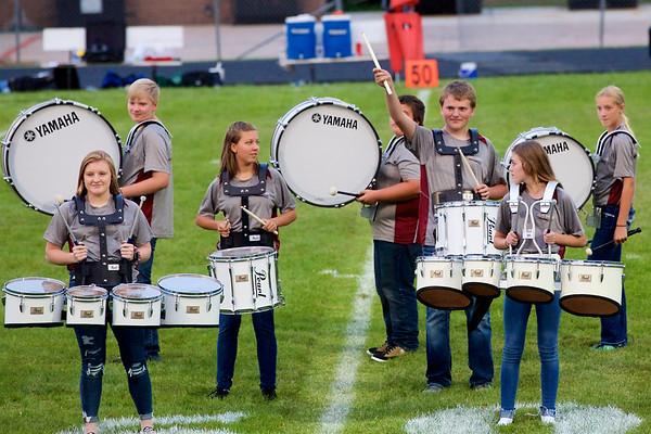 '18 Clark Drum Line