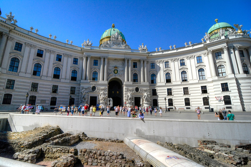 The Haffburg Palace