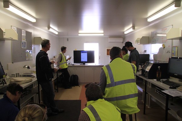 CBH Site Visits - Area 07 - 25th October