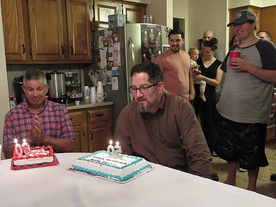 Steve's 50th & Bill's 60th Birthday Party