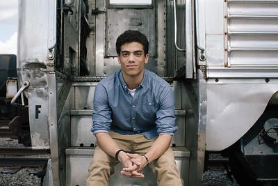 Sam :: Senior Portraits :: Danbury, CT