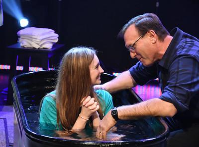 Feb. Baptisms