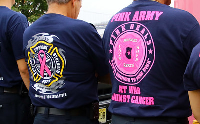 Pink Heals of Bergen County & Fort Lee Fire Prevention