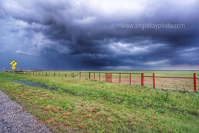 3/28/17 Storm Chase with Tammy Bethel