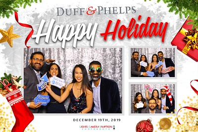 Duff & Phelps Holiday Party 12/19/19