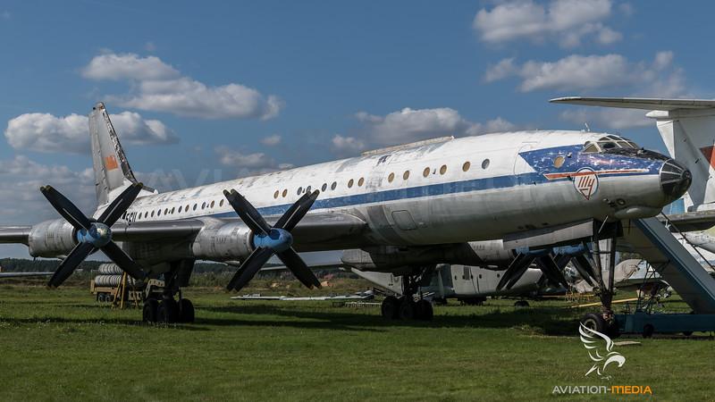 Soviet Union / Tupolev Tu-114 / СССР-L5611