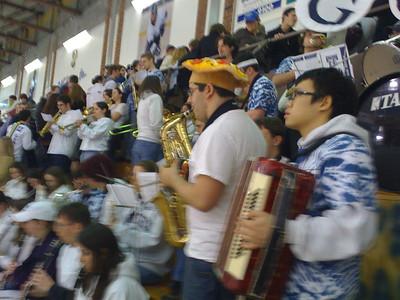 Geneseo Hockey Pep Band - January 2009