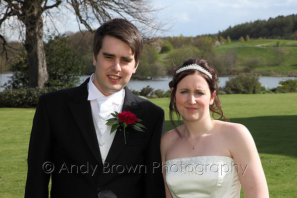 Harriet and James Reynard 15th April 2012