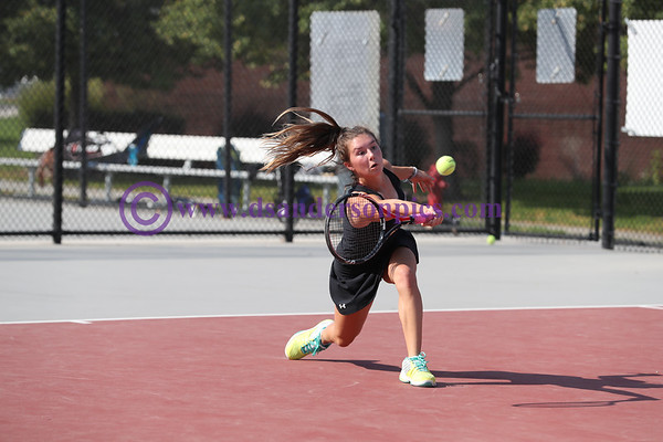 2018 RHS GIRLS TENNIS