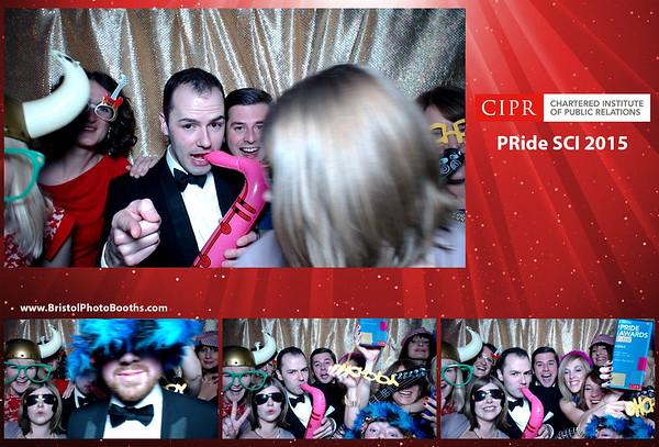 CIPR PRide Awards 2015