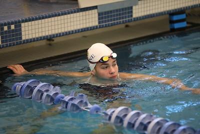 Saline Girls Swim vs Monroe Sept 24 2020