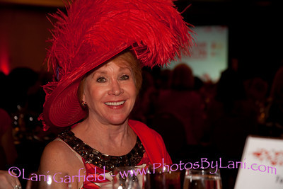 Go Red For Women Luncheon 2/4/11 for PD Style
