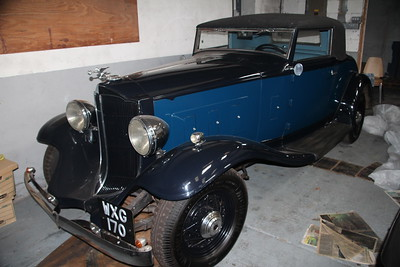 Samples of 1920s American Vehicles available in the UK