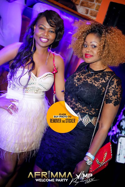 Afrimma 2015 Welcome Party