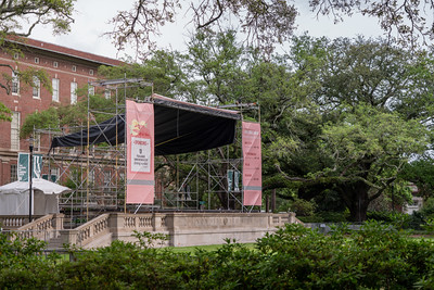 Tulane University Masterclass & Tour