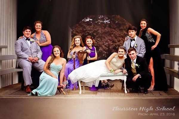 Thurston Prom 2016