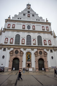 St Michael's Church, Munich, Germany
