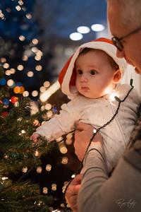 2019 Zoe's First Christmas