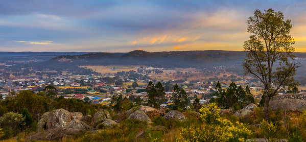 Stanthorpe Mt Marley Lookout