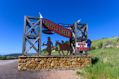 Cripple Creek: Historic District