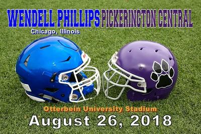 2018 Wendell Phillips Academy versus Pickerington Central (08-26-18)