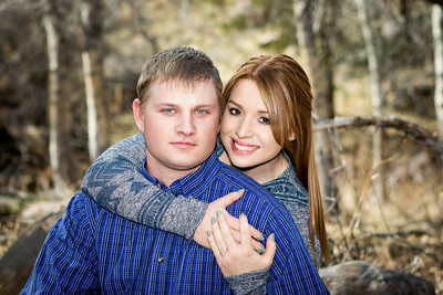Brooke and Brandon Engagement