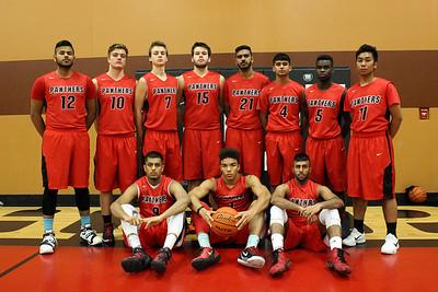 2016 Sr Boys Basketball
