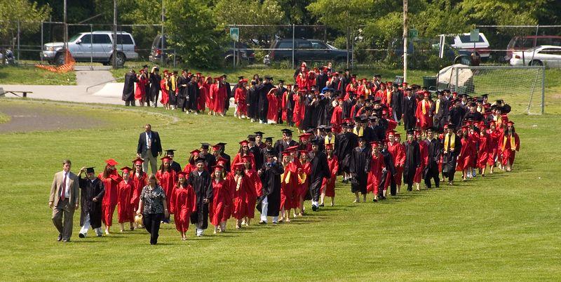 Here come the graduates   (Jun 05, 2005, 01:04pm)